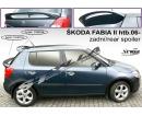 Stylla spoiler zadních dveří Škoda Fabia II (2007 - 2015) - horní