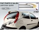 Stylla spoiler zadních dveří Fiat Punto II 3dv (1999 - 2010) - horní