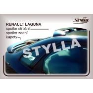 Stylla spoiler zadních dveří Renault Laguna I htb (1994 - (2001) - horní