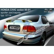 Stylla spoiler zadního víka Honda Civic sedan (1995 - 2001)