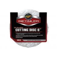 """Meguiars DA Microfiber Cutting Disc 6"""" - lešticí mikrovláknový kotouč, 6palcový (2 kusy)"""