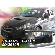 HEKO ofuky oken Subaru Legacy Combi (2009-2014) přední + zadní