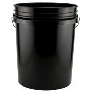 Grit Guard Bucket mycí kbelík - černý, 18,9L
