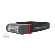 SCANGRIP I-MATCH 2 HEADLAMP - čelová detailingová lampa pro hledání defektů laku, studená (6 500 K) / teplá (4 500 K) bílá