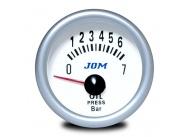Přídavný tlakoměr oleje