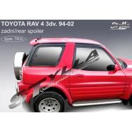 Stylla spoiler zadních dveří Toyota RAV4 I 3dv (1994 - 2000)