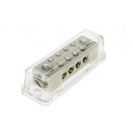 ACV distribuční blok 2/8 silver
