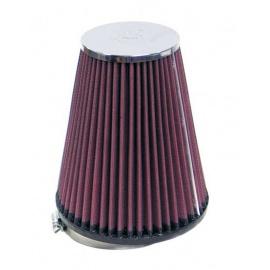 K&N RC-8480 sportovní vzduchový filtr - univerzální, průměr vstupu 95 mm