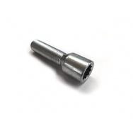 Dlouhé šrouby M12 x 1,50 x 45 s vnitřním desetihranem, průměr hlavy šroubu 19,9mm