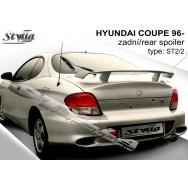 Stylla spoiler zadního víka Hyundai Coupé (1996 - 2001)