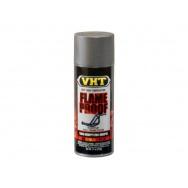 """VHT Flameproof Nu-Cast žáruvzdorná barva """"hliníková"""" matná, do teploty až 1093°C"""
