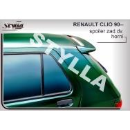 Stylla spoiler zadních dveří Renault Clio I (1990 - 1998)