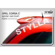 Stylla spoiler zadních dveří Opel Corsa C (2000 - 2006)