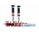 Kompletní výškově stavitelný podvozek H&R Monotube pro Skoda Octavia II sedan / combi 1Z s uchycením př. tlumiče 50mm r.v. 04/04> s pohonem předních kol