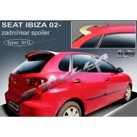Stylla spoiler zadních dveří Seat Ibiza (2002 - 2008)