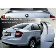 Stylla spoiler zadních dveří Škoda Rapid htb