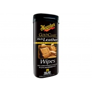 Meguiars Gold Class Rich Leather Wipes - ubrousky 25 ks