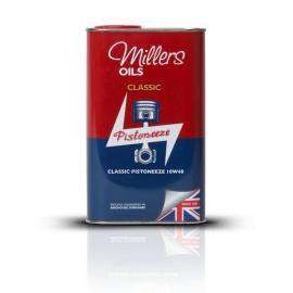 Motorový olej Millers Oils Classic Pistoneeze 10w40, 1L