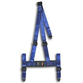 Tříbodové pásy - modré