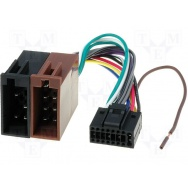 ISO konektory Kenwood 16 PIN