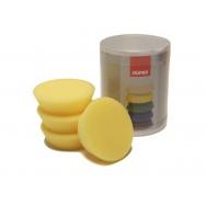 """RUPES Velcro Polishing Foam Pad FINE - pěnové lešticí kotouče (jemné) pro RUPES iBrid BigFoot nano, průměr 50/70 mm (2"""") - sada 4 ks"""