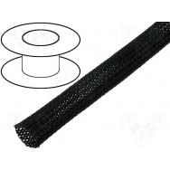 Flexo oplet 40 mm černý