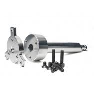 PROSPORT adaptér pro umístění snímačů tlaku a teploty oleje pro 6ti válcové benzínové motory BMW