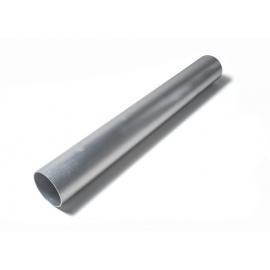 Rovná hliníková trubka vnější průměr 76 mm, délka 450 mm, bez povrchové úpravy