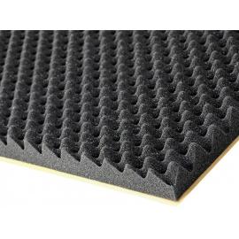 CTK WaveFix 35 akustická pěna, samolepicí, 100 x 50 cm