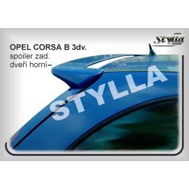 Stylla spoiler zadních dveří Opel Corsa B 3dv (1993 - 2000)