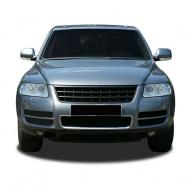 JOM přední maska VW Touareg (7L, do 10.06) - bez znaku