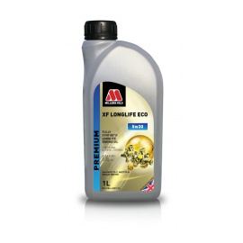 Plně syntetický olej Millers Oils Premium XF Longlife ECO 5w30, 1L (Ford, Jaguar, Land Rover)