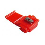 Rychlospojka dvounožová červená 0.5-1.5mm
