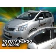 HEKO ofuky oken Toyota Verso 5dv (2009-2018) přední