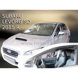 HEKO ofuky oken Subaru Levorg (od 2015) přední