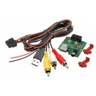 USB+JACK konektor Hyundai / Kia
