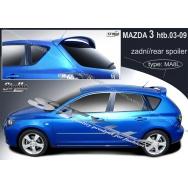 Stylla spoiler zadních dveří Mazda 3 htb (2003 - 2009) - horní