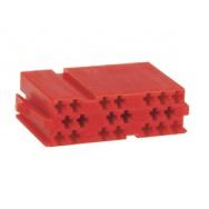 mini ISO konektor samostatný úplný - samec