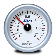 Přídavný tlakoměr turba