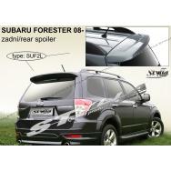 Stylla spoiler zadních dveří Subaru Forester III (2008 - 2012)