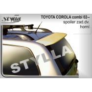 Stylla spoiler zadních dveří Toyota Corolla combi (2002 - 2006)