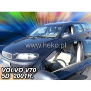 HEKO ofuky oken Volvo V70 combi 5dv (2000-2007) přední