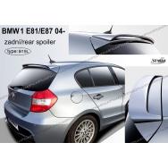 Stylla spoiler zadních dveří BMW 1 (E81 / E87, 2004 - 2011) horní