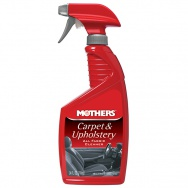 Mothers Carpet & Upholstery Cleaner - čistič koberců a čalounění, 710 ml