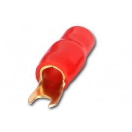 CHP kabelová vidlička 16 qmm červená