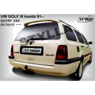 Stylla spoiler zadních dveří VW Golf III (3) Variant