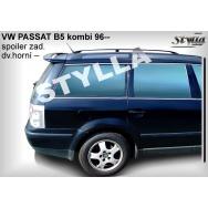 Stylla spoiler zadních dveří VW Passat B5 (3B) Variant (1997 - 2000)