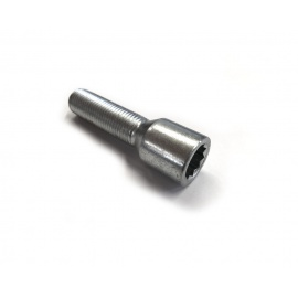 Dlouhé šrouby M14 x 1,5 x 45 s vnitřním desetihranem, průměr hlavy šroubu 19,9mm