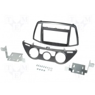 Rámeček autorádia 2-DIN Hyundai i20 man. klima (12->)