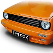 JOM přední maska VW Golf II - bez znaku